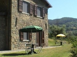 Agriturismo Il Corniolo, Garfagnana, Toscana