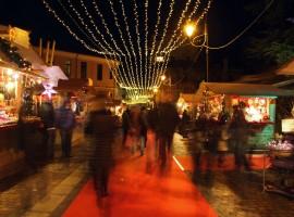 Natale dei Popoli, Mercatino di Rovereto