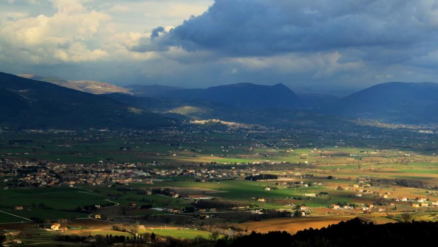 Valle Umbra, destinazione perfetta per una vacanza in camper