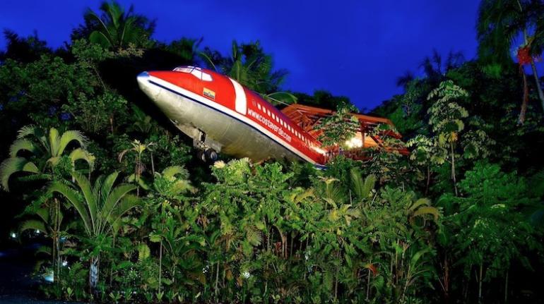 Hotel più strani del mondo: Costa Verde in Costa Rica