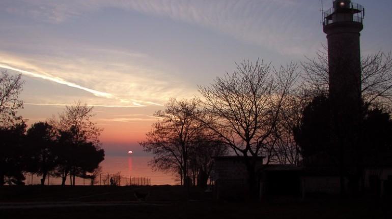 Faro di Savudrija, Croazia