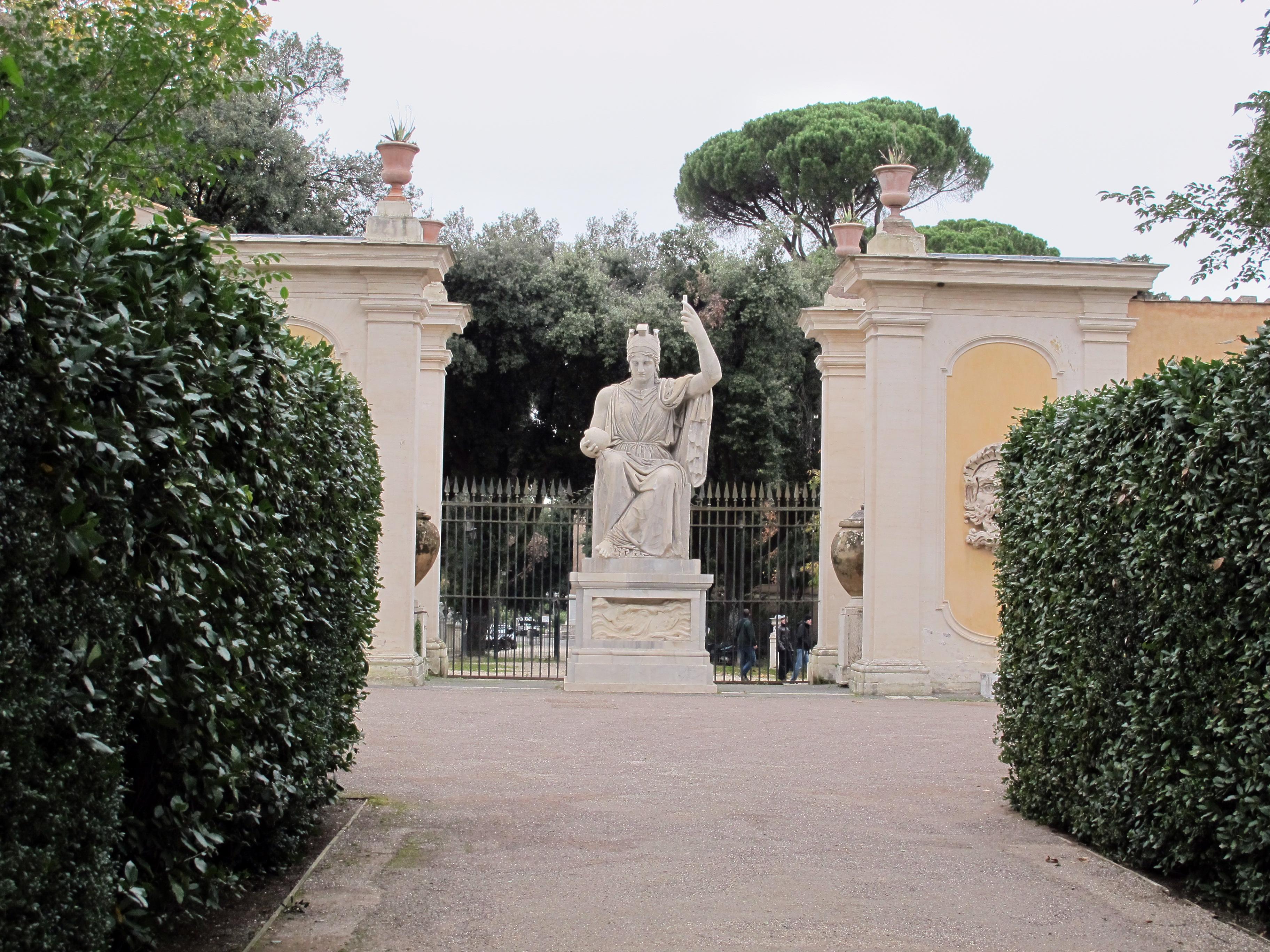 Giardini medicei