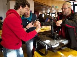 repair café in Tirolo