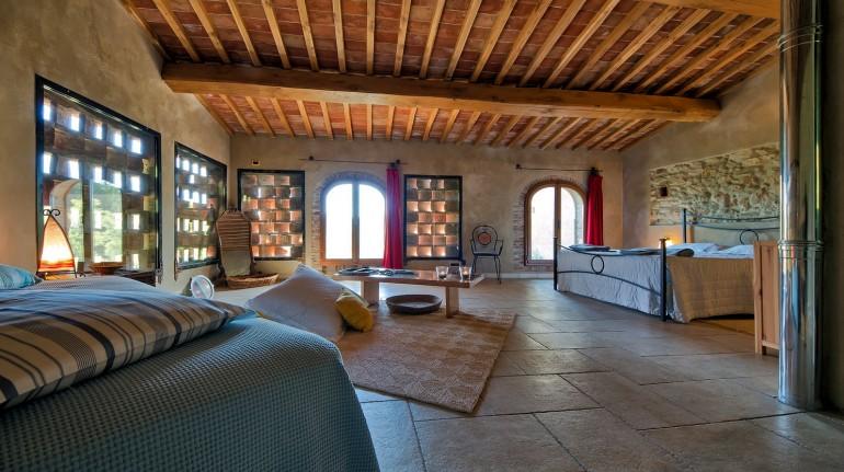 Azienda Agricola Tassobarbasso, vacanza in fattoria in Toscana