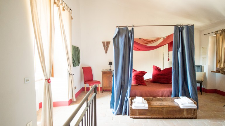 Eco-Suite per la tua Vacanza romantica a Torre della Botonta, Umbria