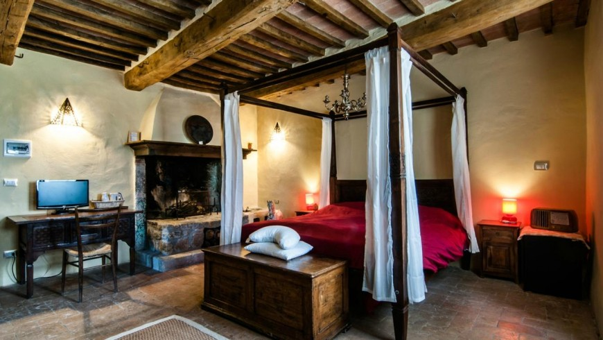 Eco-Suite Agriturismo Biologico in Toscana