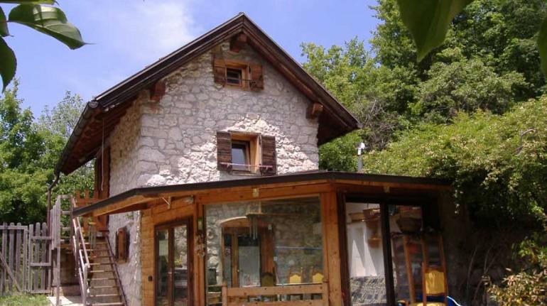 Agriturismo La Fonte, vacanza in fattoria in Trentino