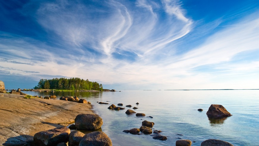 Paesaggi della Finlandia, prima classificata tra i paesi più green del mondo