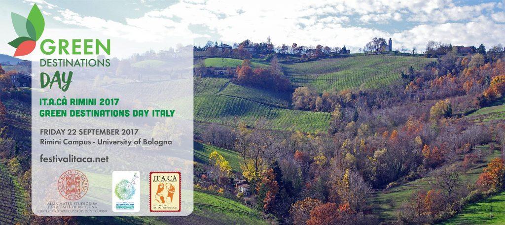 Green Destination Day, evento sul Turismo Sostenibile a Rimini