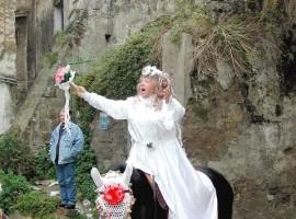 Carnevale nel borgo di Sant'Agata dei Goti, Parco Naturale Taburno-Camposauro
