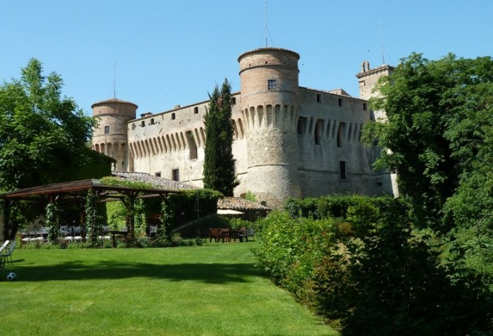 Castello di Civitella Ranieri