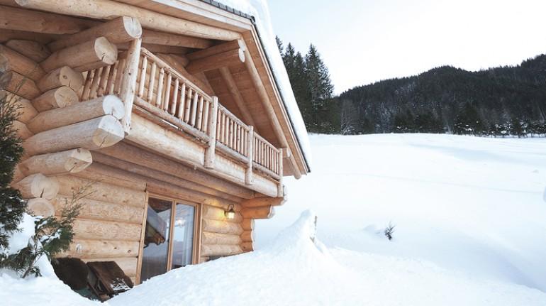 Wood Ridge Luxury Chalets, la tua baita di lusso in Austria