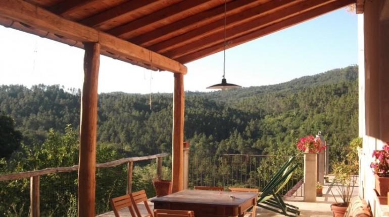 Agriturismo il Filo di Paglia per una vacanza in fattoria in Liguria