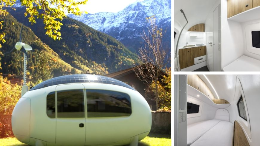 ecocapsula in svizzera