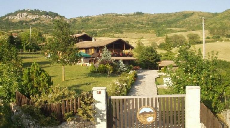 Masseria San Iorio per una vacanza in fattoria in Abruzzo