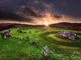 paesaggio dell'Irlanda