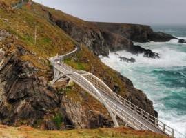 Wild Atlantic Way in Irlanda