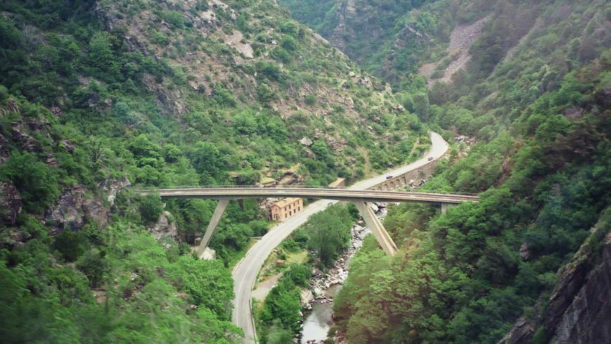 Il Treno delle Meraviglie, la ferrovia Cuneo Ventimiglia rappresenta uno dei viaggi in treno più belli del mondo