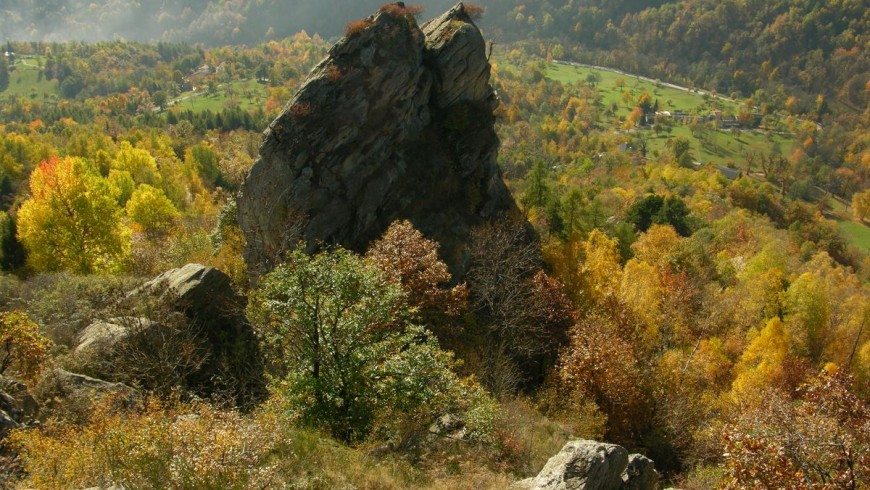 Valle Maira in autunno