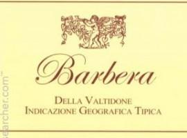 Barbera Valtidone IGT