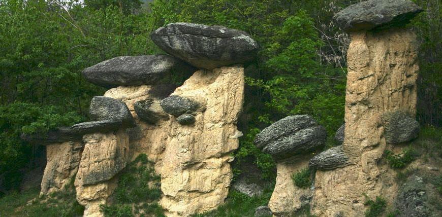 Riserva naturale dei Ciciu del Villar
