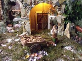 presepe del Santuario di Strà