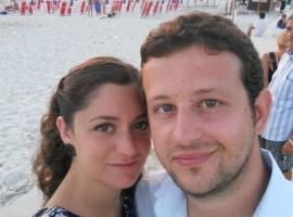 marianna e antonio ad Alghero