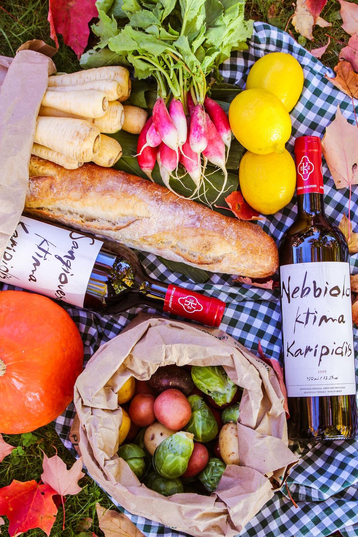 l'essenziale per un picnic ecologico