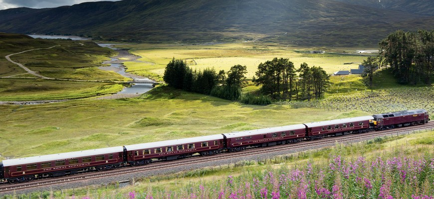Belmond Royal Scotsman, uno dei viaggi in treno più emozionanti al mondo