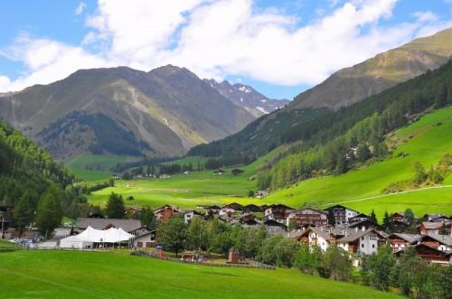 Senales, Alto Adige