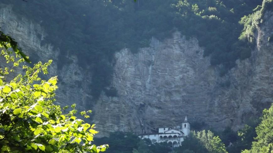 L'Eremo di Calomini, nella Garfagnana, meta di molti pellegrini per i loro cammini spirituali