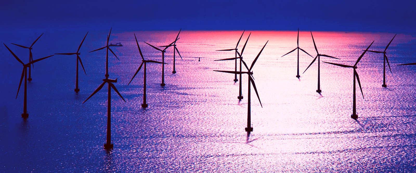 Danimarca Energia eolica