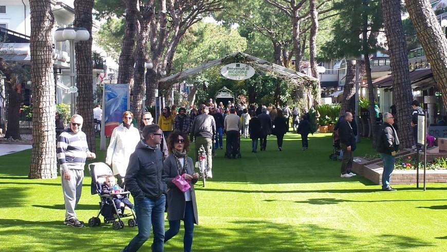 Il Greenpark di Riccione è solo un esempio di come la Riviera Adriatica stia cambiando, puntando verso un turismo sostenibile
