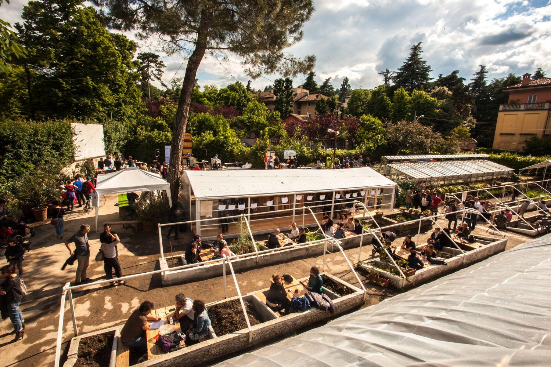 Le Serre dei Giardini Margherita a Bologna