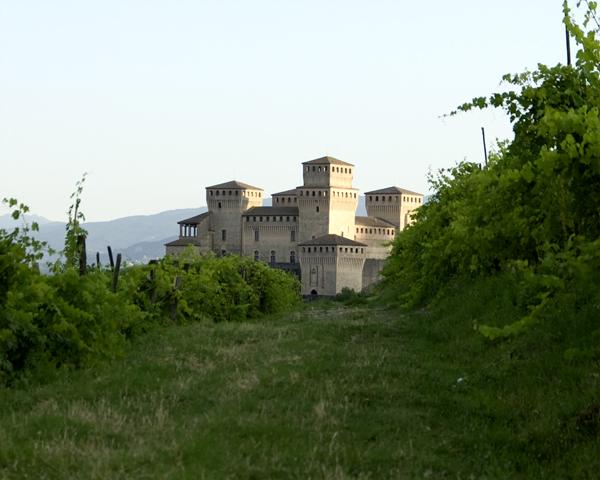 Castello di Torrechiara, Parma
