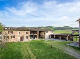 Fattoria Cancabaia, a 15 km da Parma