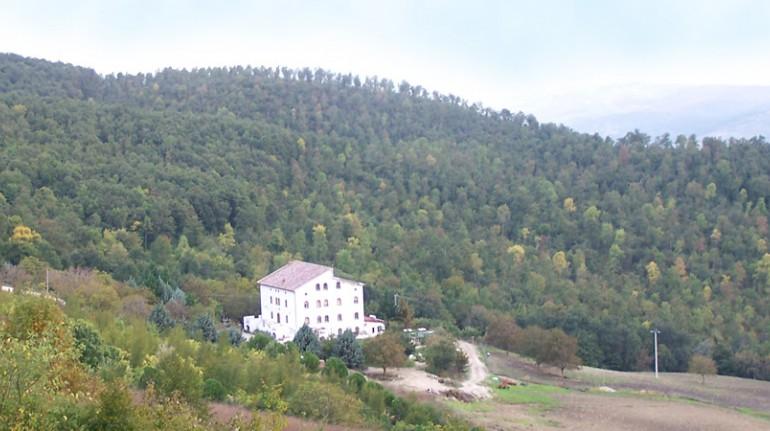Masseria sui monti Dauni