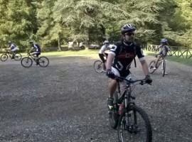 Mountain Bike nei boschi di Carrega