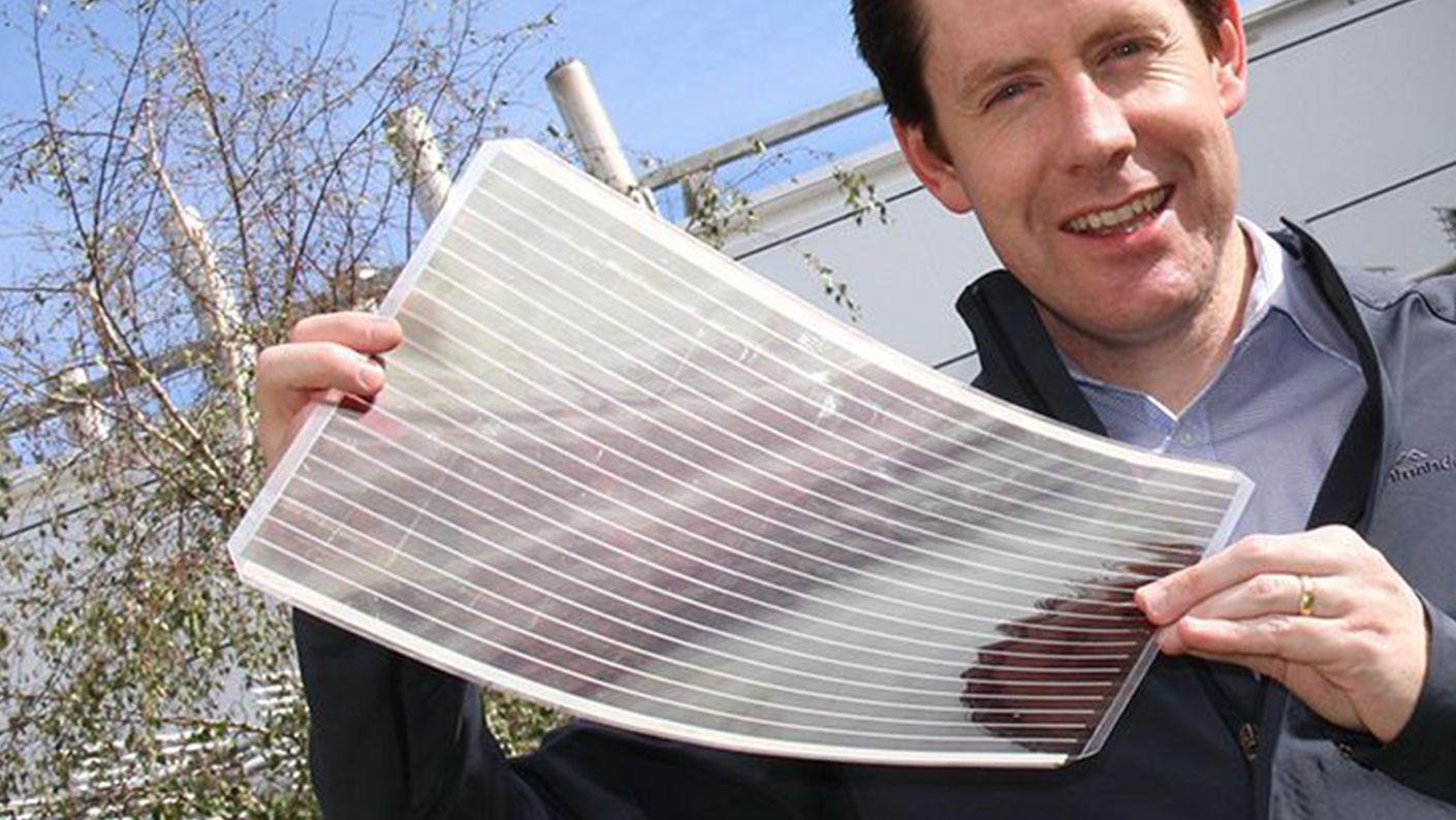 Pannelli solari stampabili