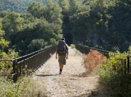 Giornata delle Ferrovie Dimenticate A piedi sull'ex ferrovia Spoleto Norcia