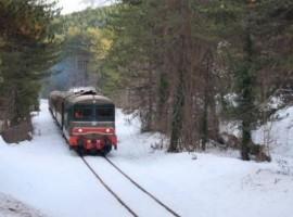 Giornata delle Ferrovie Dimenticate - il Treno delle Nevi, dalla Liguria a limone in Piemonte