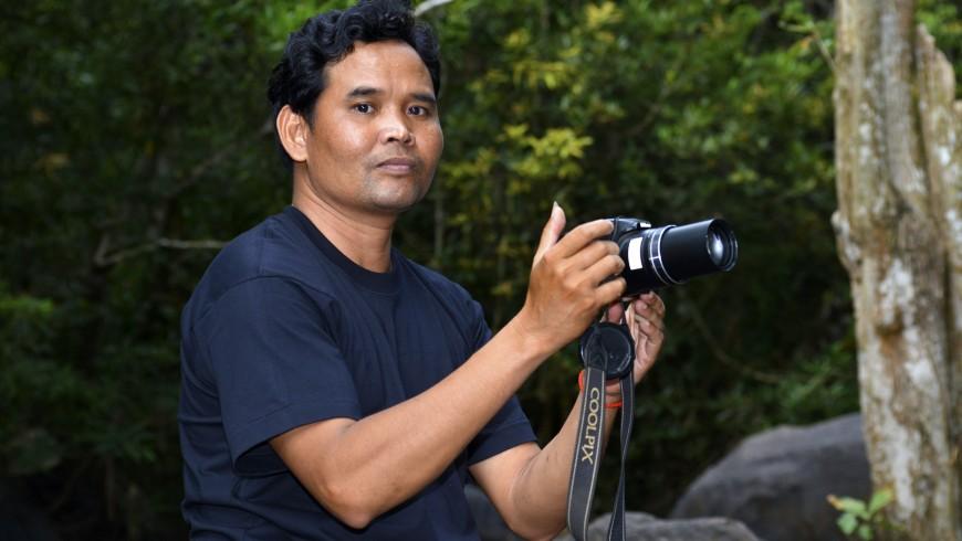 Leng Ouch, vincitore del Goldman Environmental Prize 2016
