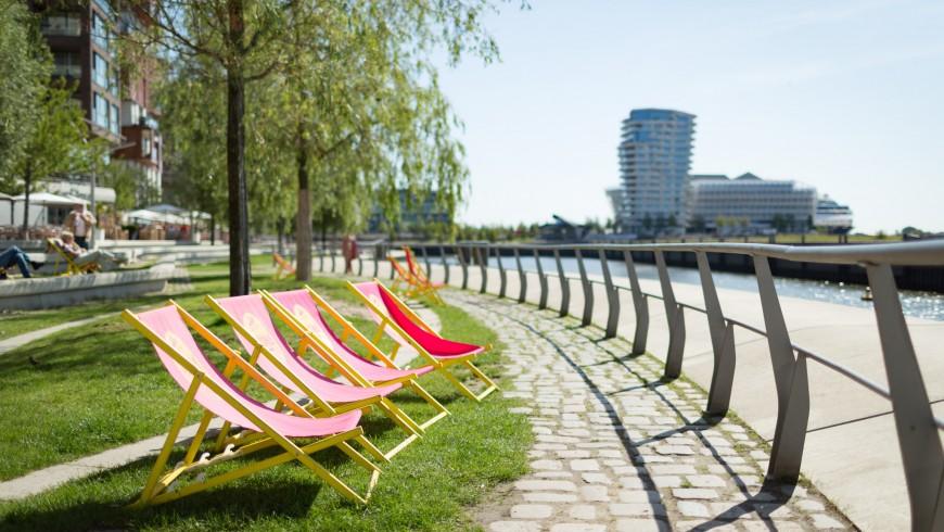 Il nuovo quartiere di Amburgo, Hafencity