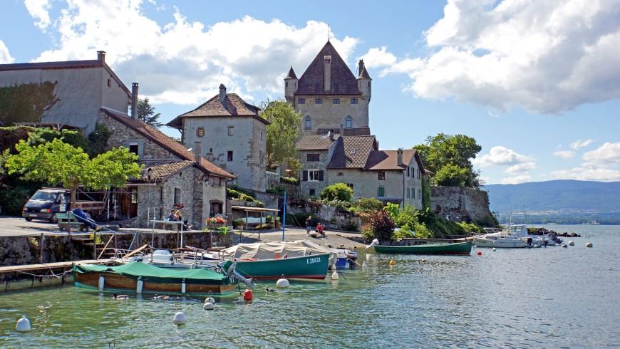 Lago di Ginevra, uno dei laghi più belli d'Europa