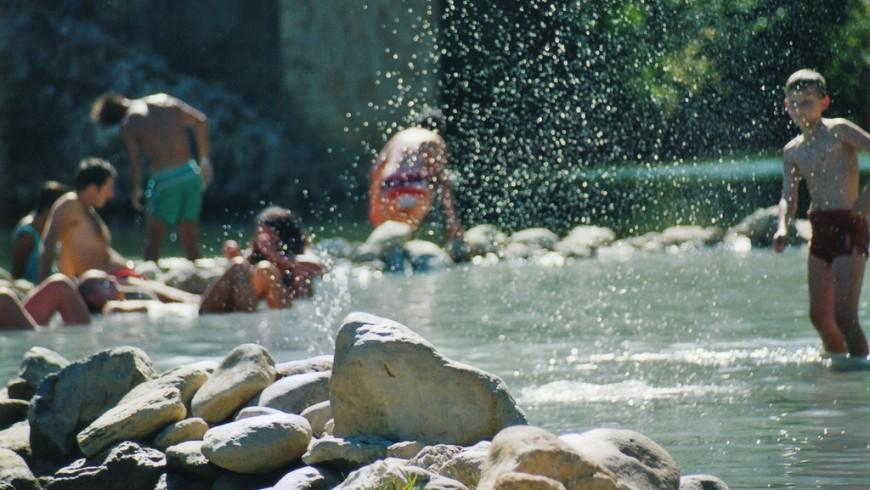 terme libero di Petriolo in Toscana