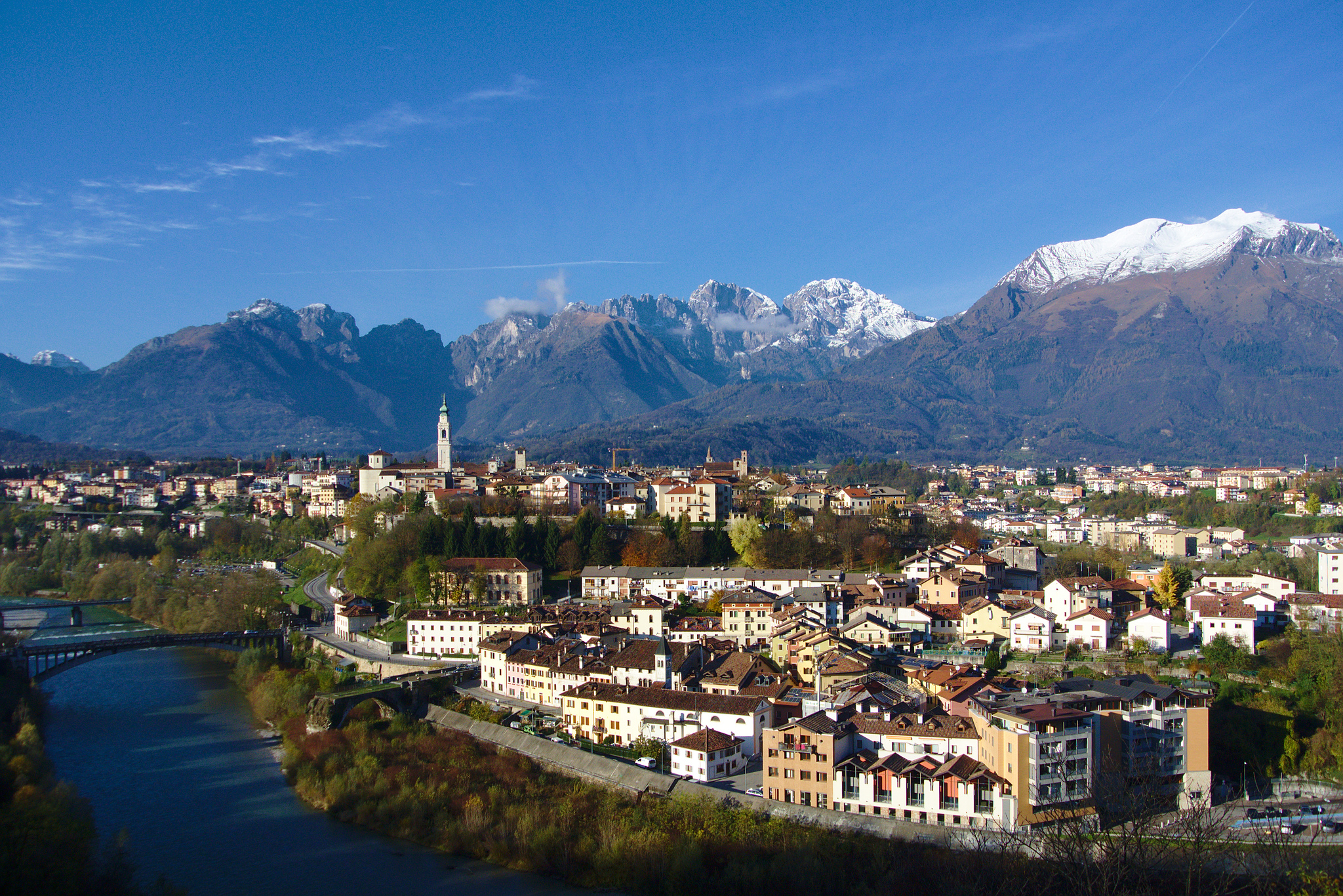Belluno, foto di radel, via Flickr