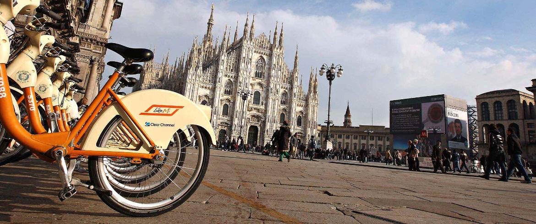 A Milano il primo Baby Bike Sharing d'Italia