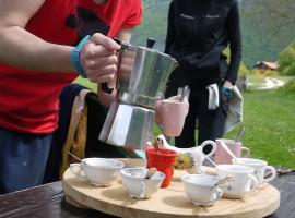 Il Caffé di Alice a Malga Riondera