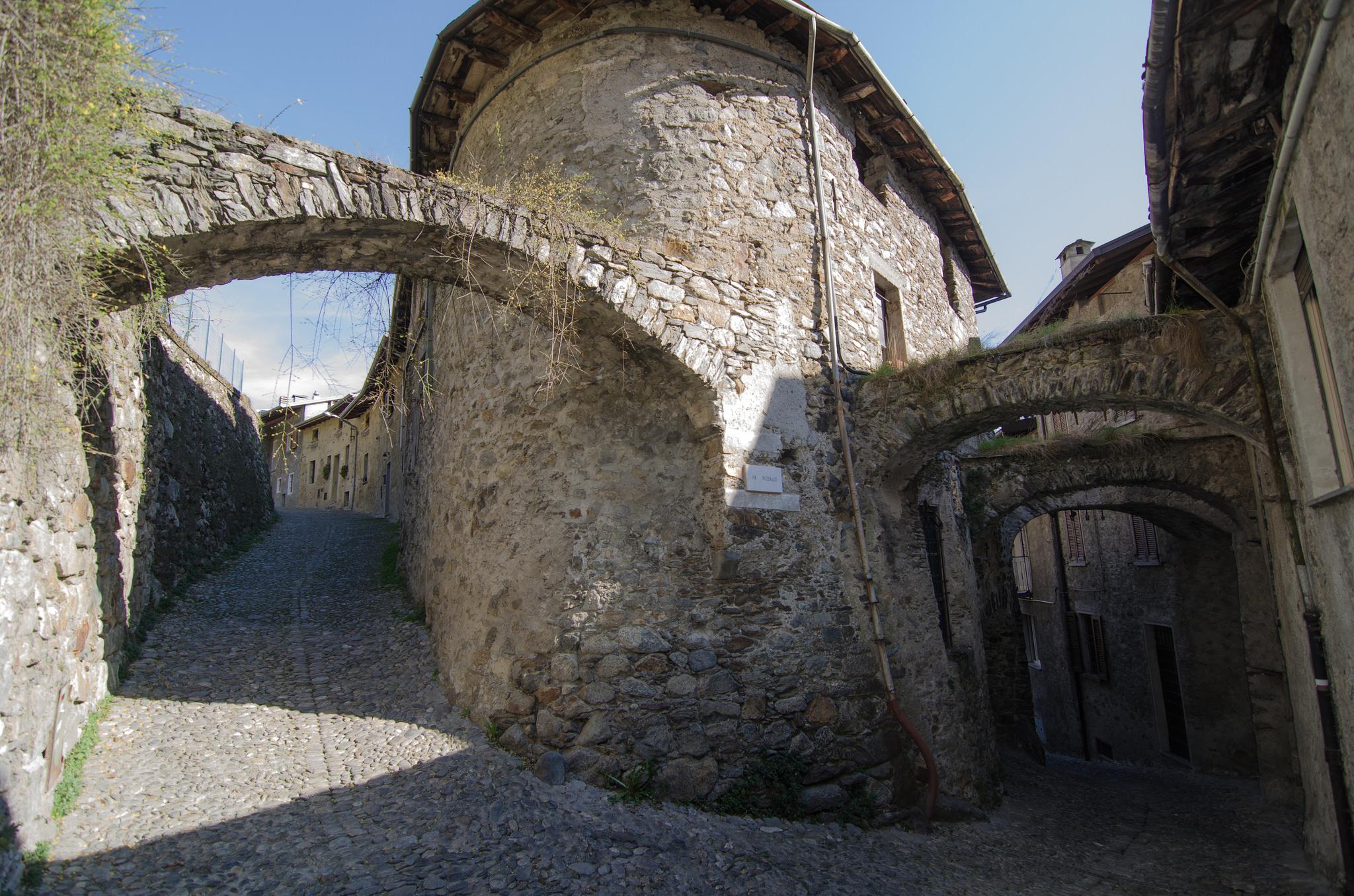 Via Paradiso Ponte Valtellina Sondrio