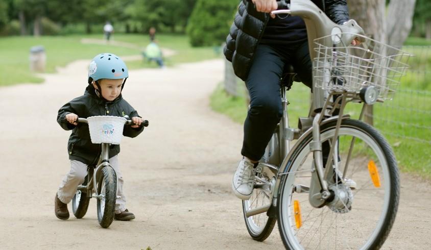Junior BikeMi, il primo bike sharing per bambini di Milano